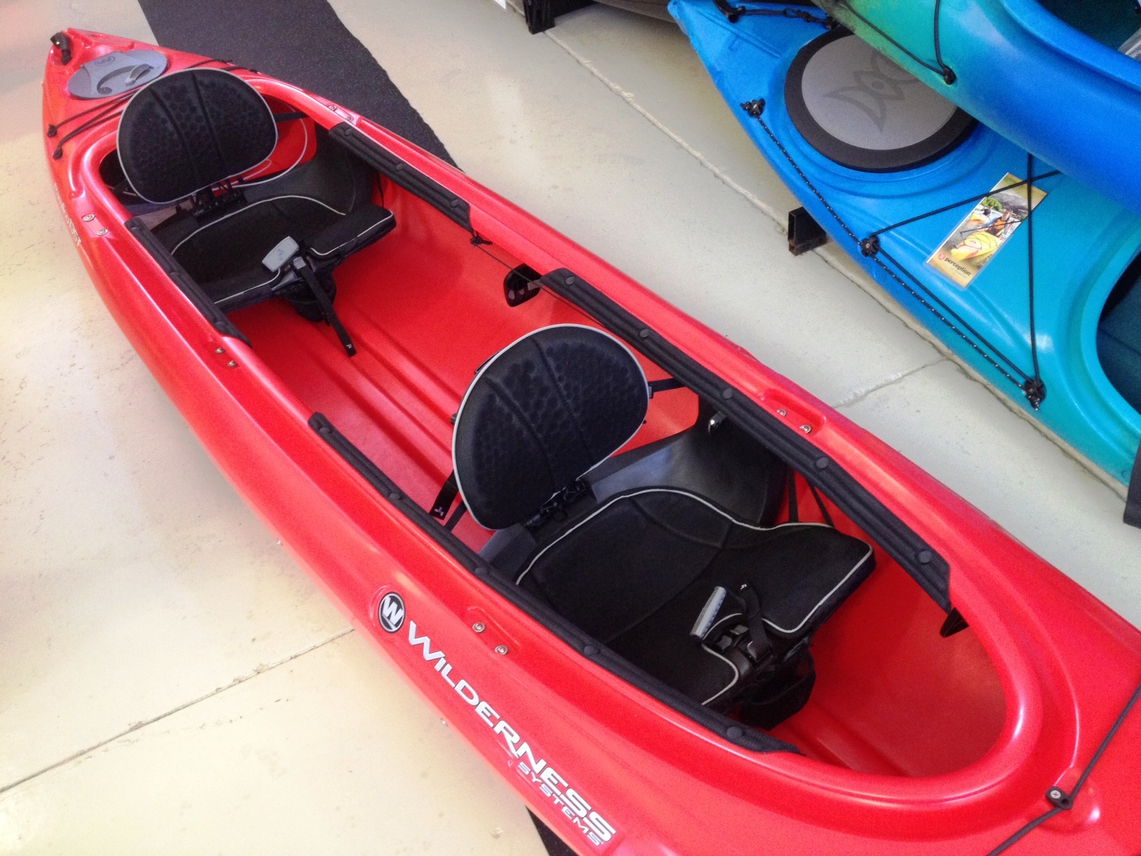 Wilderness Systems Pamlico 135t Free Paddle And Pfd
