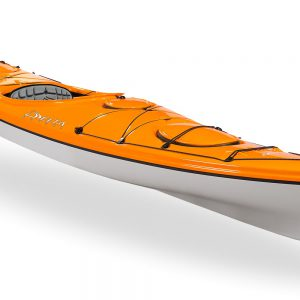 Paddling the Delta 14 Lightweight Performance Touring Kayak has lots of ups and not many if any downs. Super lightweight construction which has characteristics of expensive composite kayaks and yeah.