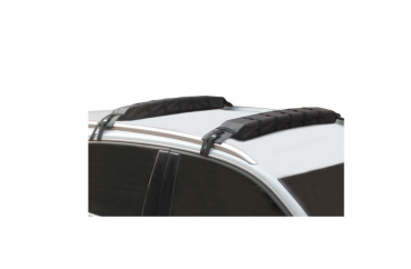 SURGE SOFT ROOF RACKS are just so cool. Strap them on and your ready for a day of water fun. Able to use with kayaks and surfboards. Padded for the kayak and your car with included straps to secure your kayak.