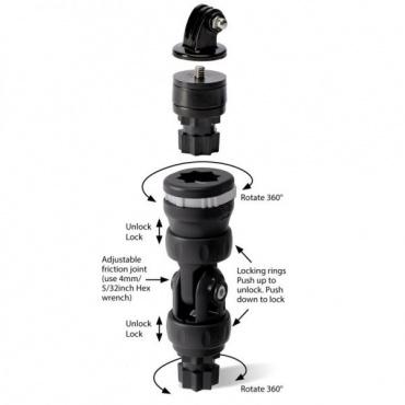 Railblaza Camera Mount R-Lock