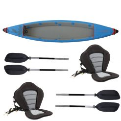 Surge Inflatable Double Kayak